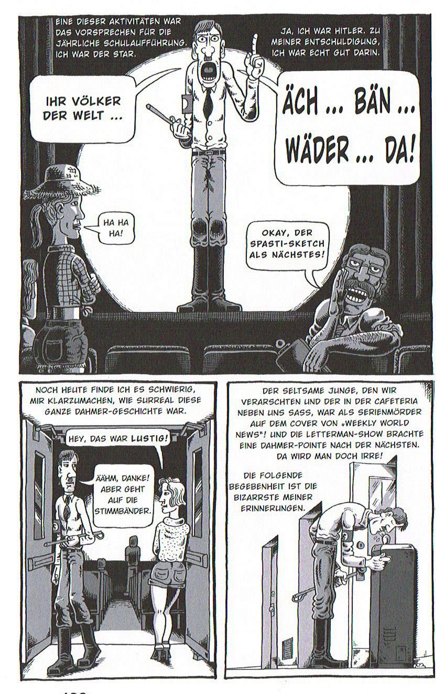 Mein FReund Dahmer HItler page